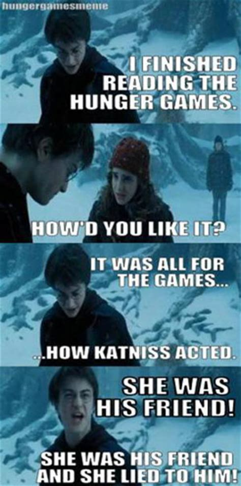The Funniest Hunger Games GIFS and Images – Cinema Vine