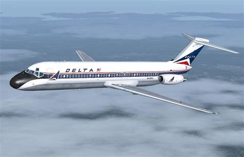 Delta Air Lines DC-9-30 for FS2004