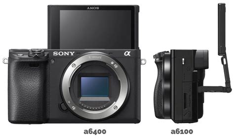 Sony a6100 vs a6400: Which Should You Buy? - Light And Matter