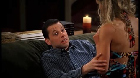 Two and a Half Men - Alan with a Hooker [HD] - YouTube
