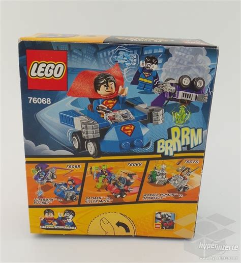 Stavebnice Lego Super Heroes 76068 Mighty Micros - inzerce