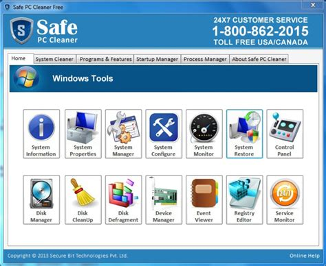 Free PC Cleaner - Download